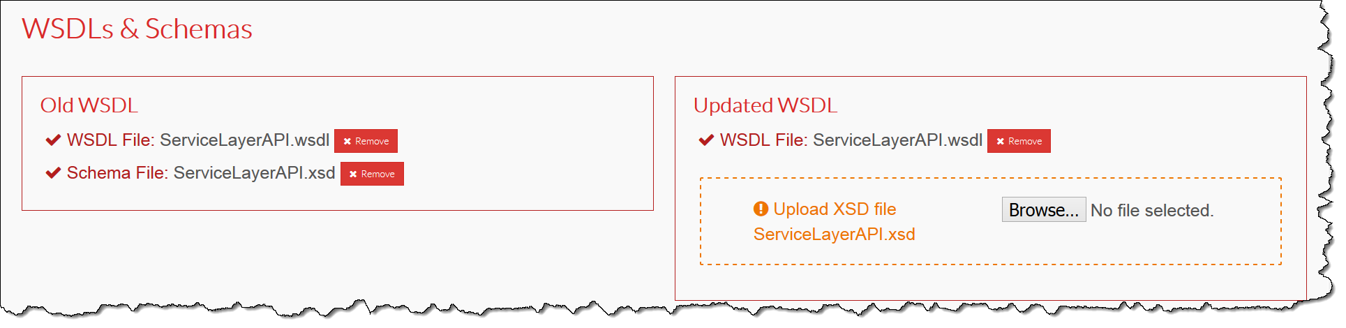 XML/WSDL Comparison tool - Stack Overflow